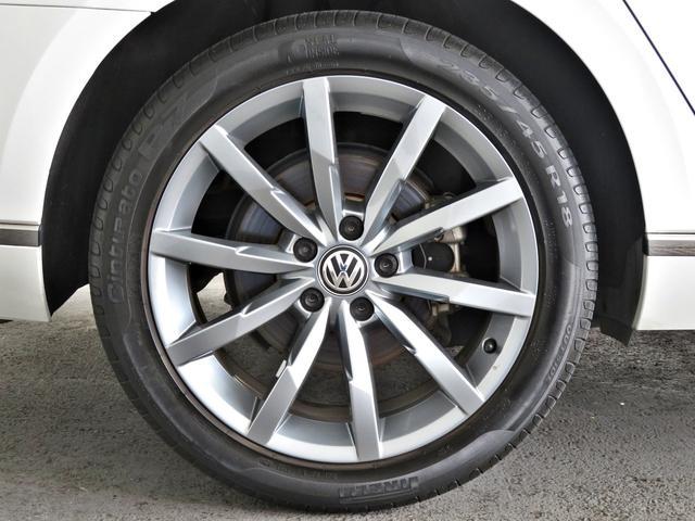 ハイライン専用18インチアルミホイールのモビリティタイヤを標準採用。