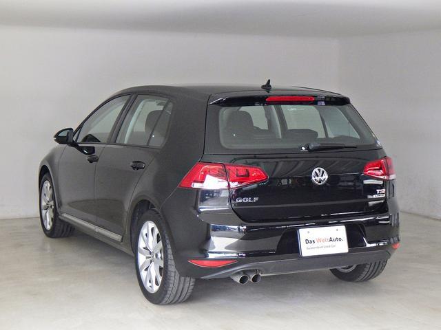 フォルクスワーゲン VW ゴルフ TSIハイライン ディスカバープロ ワンオーナー認定中古車