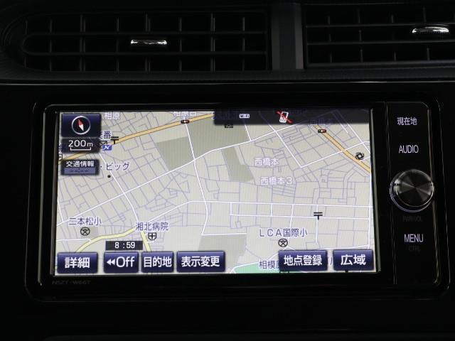 G AUX 横滑り防止機能 LED付 TVナビ ワンオナ パワステ メモリナビ ABS DVD 記録簿 オートエアコン エアバック 盗難防止システム パワーウィンドウ キーレスエントリ- クルーズC(5枚目)