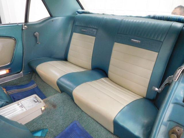 フォード フォード マスタング 289Ci V8  2HT ポニーインテリア