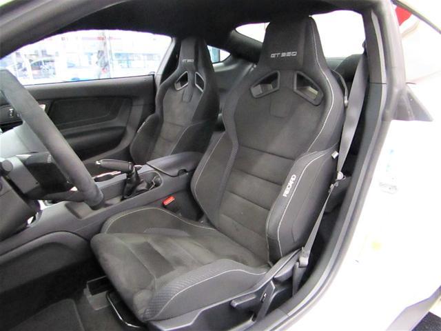 シェルビーGT350 BCD自社輸入車 RECAROシート ブラック19インチAW レーシングストライプ アクティブバルブパフォーマンスエキゾースト(4枚目)