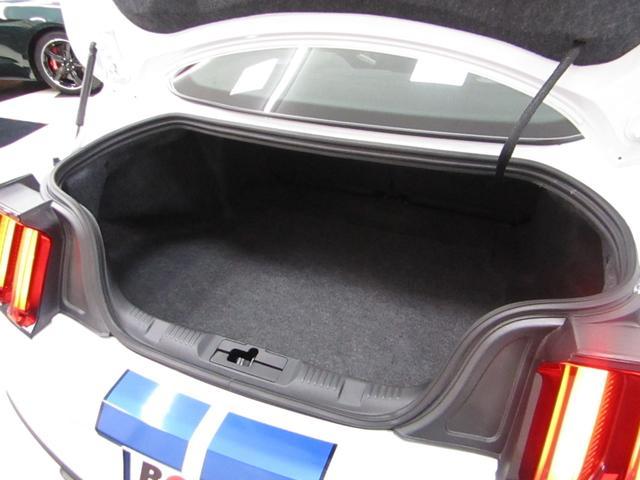 シェルビーGT350 BCD自社輸入車 RECAROシート ブラック19インチAW レーシングストライプ アクティブバルブパフォーマンスエキゾースト(19枚目)