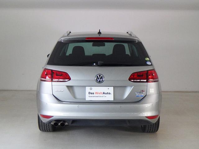 フォルクスワーゲン VW ゴルフヴァリアント TSIハイライン ナビ ETC DWA認定中古車