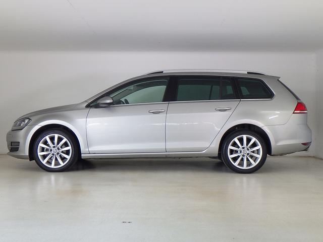 フォルクスワーゲン VW ゴルフヴァリアント TSIハイライン NABI ETC DWA認定中古車