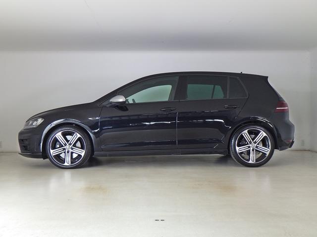 フォルクスワーゲン VW ゴルフR ベースグレード NABI ETC Bカメラ DWA認定中古車