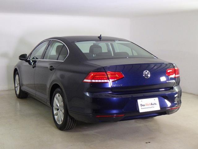 フォルクスワーゲン VW パサート デモカー禁煙純正ナビTV LEDライト ACCレーンキープ