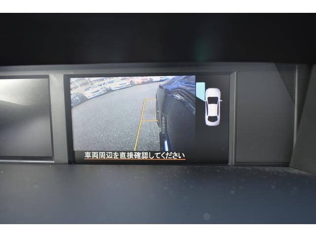 サイドビューモニターは助手席側ミラーで横のようすを確認します、自転車や歩行者を見逃さないでシステムです