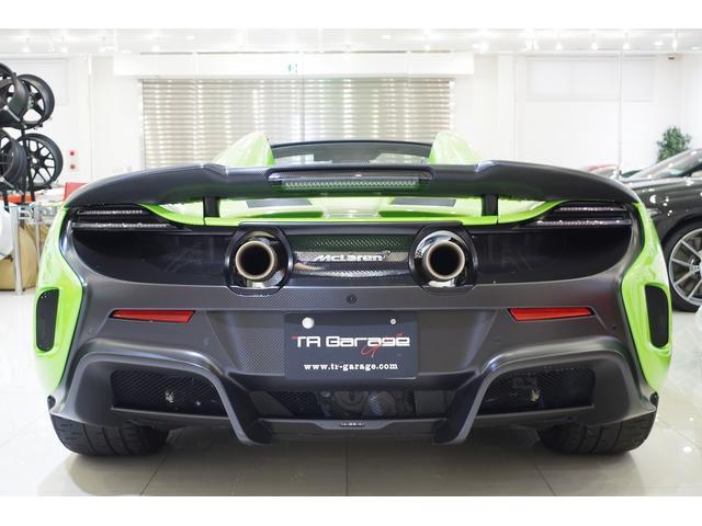 「マクラーレン」「マクラーレン 675LTスパイダー」「オープンカー」「群馬県」の中古車5