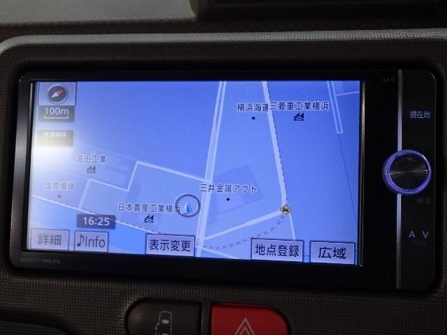 F 純正SDナビ バックカメラ スマートキー 0.9万キロ(6枚目)
