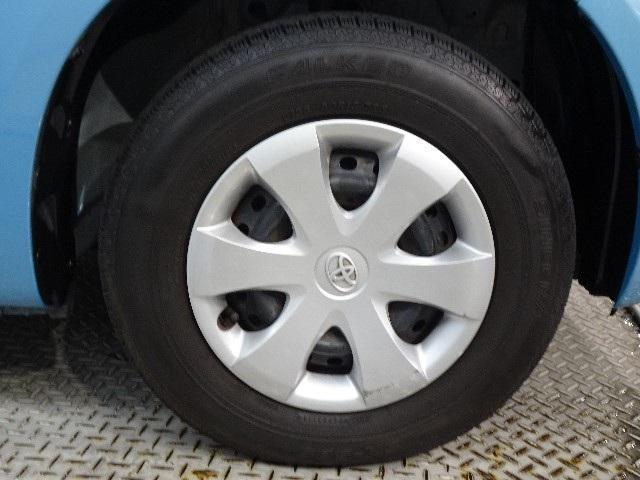 タイヤは4本新品交換済みです。(写真は交換前です)