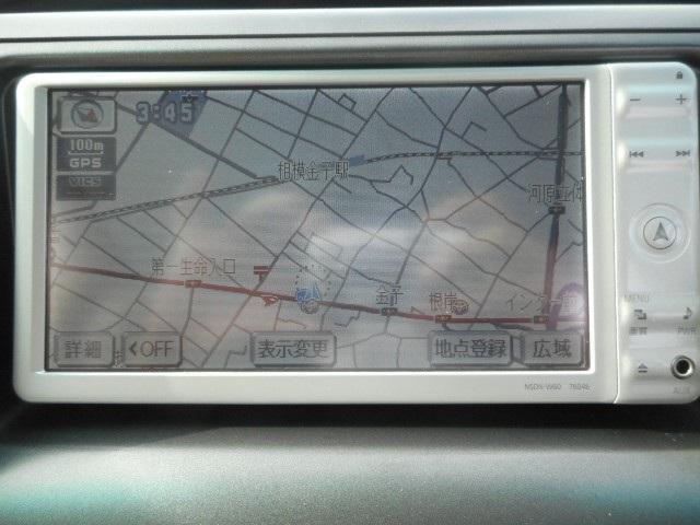 2.4アエラス Gエディション ワンオーナー 両側パワスラ スマートキー メモリーナビ バックカメラ ETC HIDヘッドライト オートクルーズ 走行距離49000Km(5枚目)