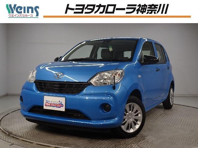 「トヨタ」「パッソ」「コンパクトカー」「神奈川県」の中古車42