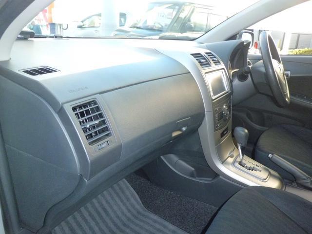 トヨタ カローラフィールダー 1.5XGエディション ワンオーナー DVDナビバックカメラ