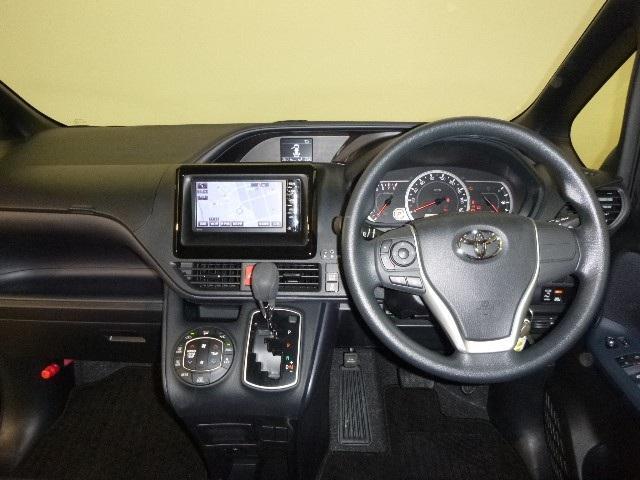 トヨタ ヴォクシー X サイドリフトアップ SDナビ ワンセグ ワンオーナー