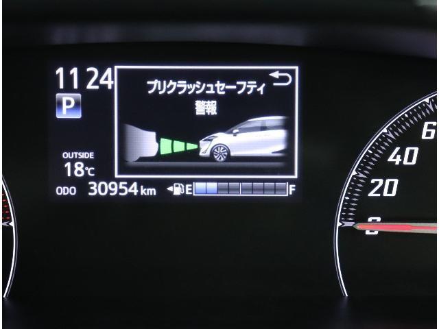 G クエロ ワンオーナー スマートキー メモリーナビ バックカメラ ETC LEDヘッドランプ フルセグTV DVD再生機能 衝突被害軽減ブレーキ 両側電動スライドドア(5枚目)
