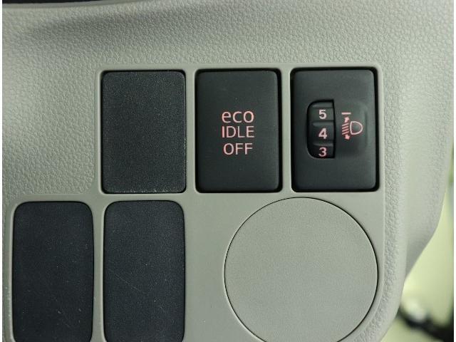 ☆アイドリングストップ機能が低燃費に貢献してくれますよ。