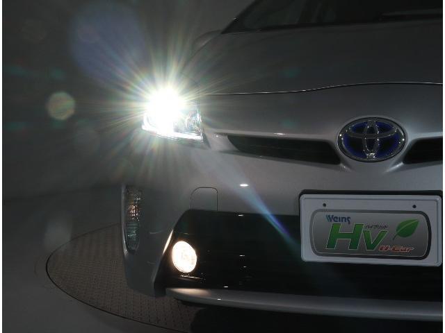 S 純正SDナビ フルセグ Bモニター ETC HIDライト(8枚目)