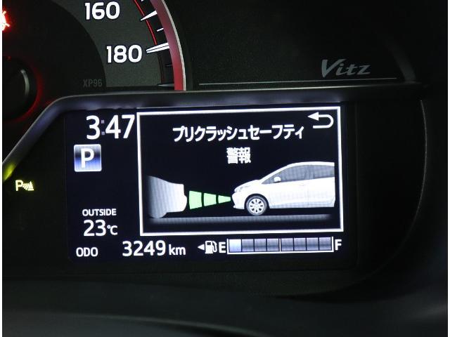 F セーフティーエディションIII 除菌抗菌処理済 走行3249キロ 前後ドライブレコーダー 衝突軽減ブレーキ対歩行者 オートマチックハイビーム アイドリングストップ スマートキー メモリーナビ バックカメラ ETC LEDヘッドランプ(4枚目)