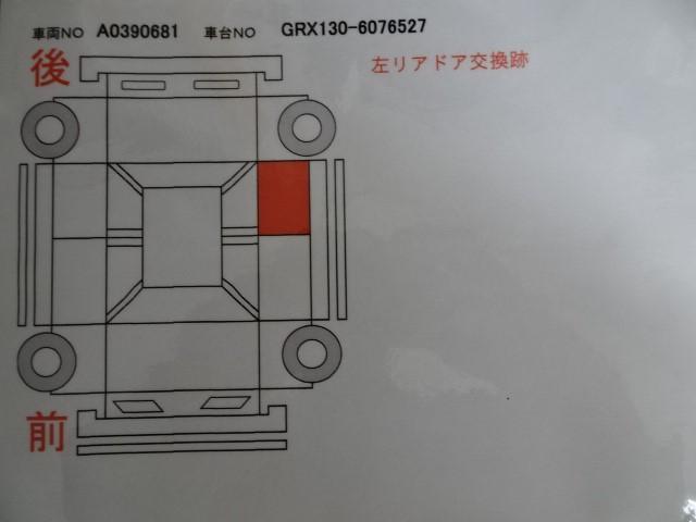 トヨタ マークX プレミアム