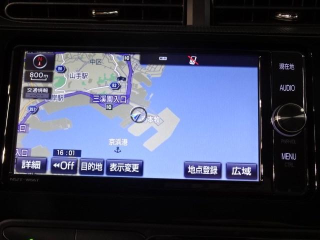 Sスタイルブラック 後期型・衝突軽減・フルエアロ・社外アルミ・SDナビ・フルセグTV・バックカメラ・ETC・スマートキー(6枚目)