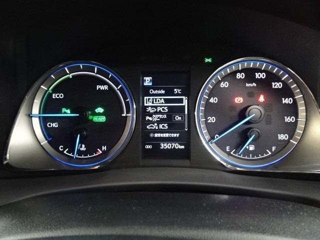 プログレス メタル アンド レザーパッケージ 後期型・衝突軽減・サンルーフ・フルエアロ・メーカー装着SDナビ・フルセグTV・バックカメラ・ETC・クルーズコントロール・スマートキー・LEDヘッドライト・(15枚目)