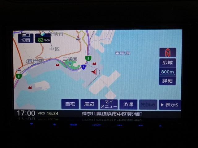 ハイブリッドTX 衝突軽減・SDナビ・フルセグTV・バックカメラ・ETC・100V電源・USB端子・走行17000KM(6枚目)