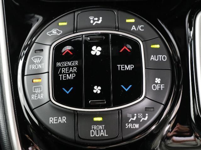 ハイブリッドGi トヨタセーフティセンス 衝突被害軽減ブレーキ 両側電動ドア SDナビ フルセグ Bモニター LEDヘッドライト ETC スマートキー 3列シート ワンオーナー ブルートゥース シートヒーター 記録簿(9枚目)