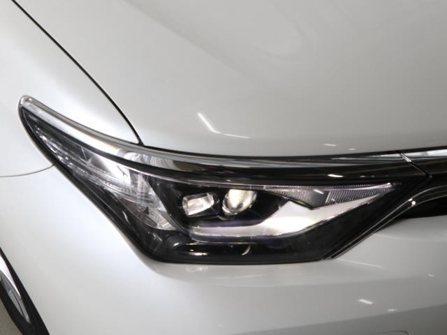 ハイブリッド SDナビ フルセグ ETC Bモニター LEDヘッドライト モデリスタサイドスカート スマートキー Bluetooth ハーフレザーS 純正アルミホイール イモビライザー ワンオーナー 点検記録簿(19枚目)