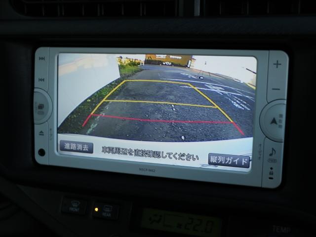トヨタ アクア G スマートキー バックモニタ 禁煙車