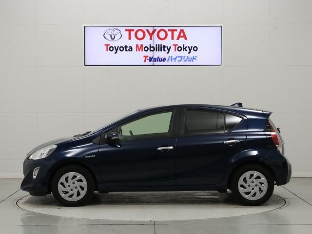 「トヨタ」「アクア」「コンパクトカー」「東京都」の中古車3