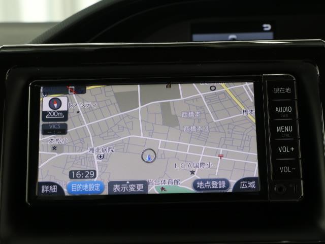 Xi 後カメラ Iストップ リアクーラー LEDライト アルミ ETC キーレス ナビTV メモリーナビ ワンセグ 記録簿 3列シート 横滑り防止装置 片側パワードア 衝突被害軽減装置 1オナ ABS(5枚目)