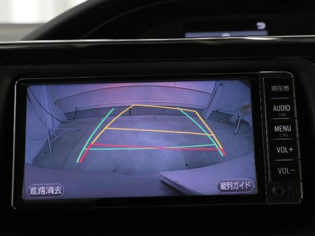 Xi 後カメラ Iストップ リアクーラー LEDライト アルミ ETC キーレス ナビTV メモリーナビ ワンセグ 記録簿 3列シート 横滑り防止装置 片側パワードア 衝突被害軽減装置 1オナ ABS(6枚目)
