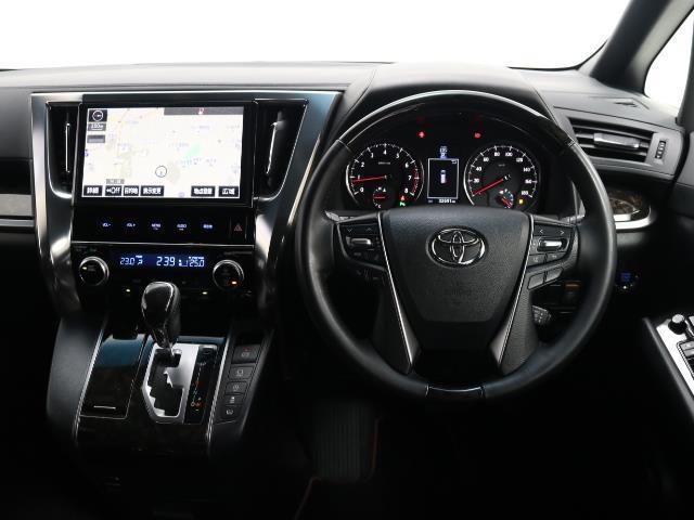 2.5S Aパッケージ タイプブラック 後席モニター メモリーナビ 4WD スマートキー プリクラ ETC 左右R電動 フルセグ 盗難防止システム AW(5枚目)
