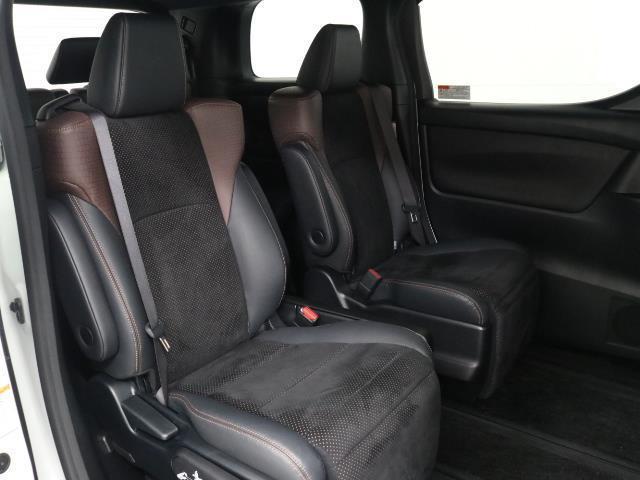 2.5S Aパッケージ タイプブラック 後席モニター メモリーナビ 4WD スマートキー プリクラ ETC 左右R電動 フルセグ 盗難防止システム AW(15枚目)