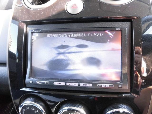 マツダ ベリーサ 1.5 C メモリーナビ バックカメラ ETC キーレス