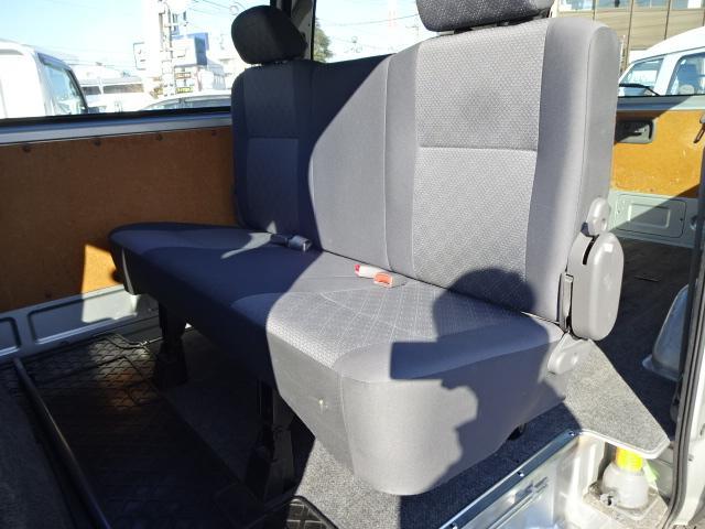 日産 キャラバン ロングDX 5ドア ナビ付