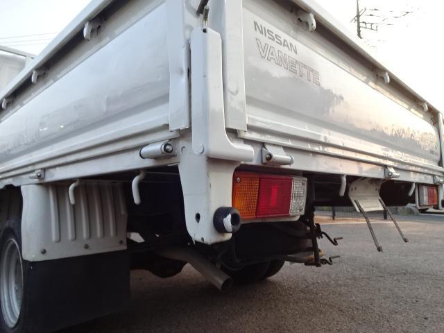 日産 バネットトラック ロングスーパーローDX 1t積載 1.8G 5F