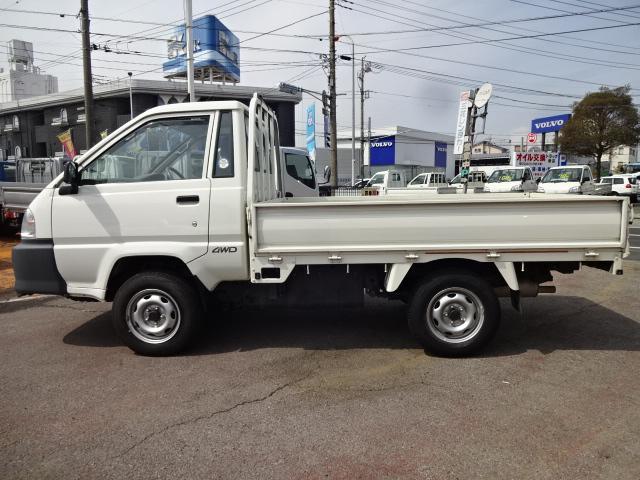 トヨタ タウンエーストラック ジャストローDX 4WD 1.8G 5F