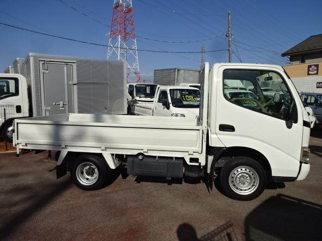 トヨタ ダイナトラック ジャストロー 1.25t積 Wタイヤ ワンオーナー 2.0G