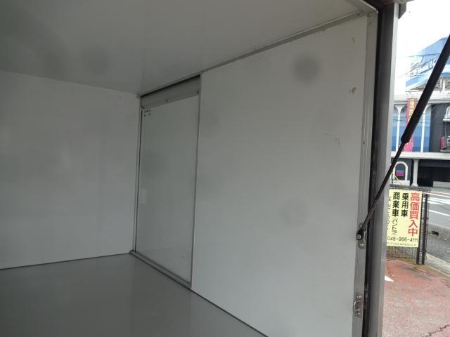 スズキ キャリイトラック 保冷車 パネルバン AT バックモニター付