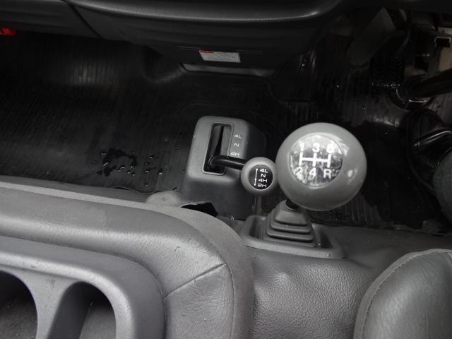 日産 バネットトラック 1t積載 4WD スーパーロー 1.8G AT リヤWタイヤ