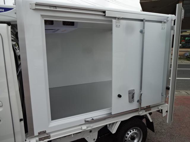 ダイハツ ハイゼットトラック 冷凍車 -25℃ 4WD エクストラ 衝突軽減ブレーキ