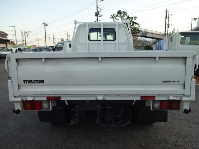 マツダ ボンゴトラック ワイドローDX  1.8G AT リヤWタイヤ
