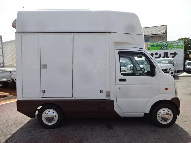 スズキ キャリイトラック 移動販売車