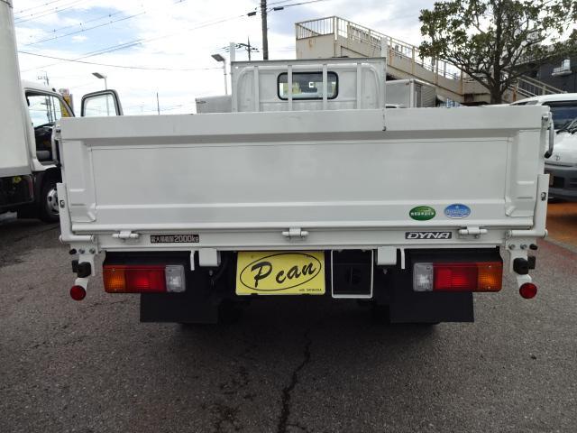 トヨタ ダイナトラック 2t積載10尺フルジャストロー 4.0Dターボ 5F