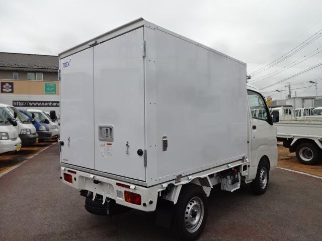 冷凍車 -25℃設定 2コンプレッサ 強化サス ABS 5F(4枚目)