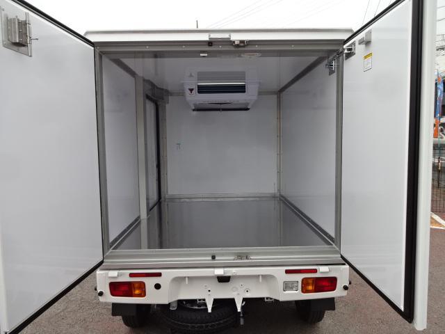 冷凍車 -25℃設定 2コンプレッサ 強化サス ABS 5F(8枚目)