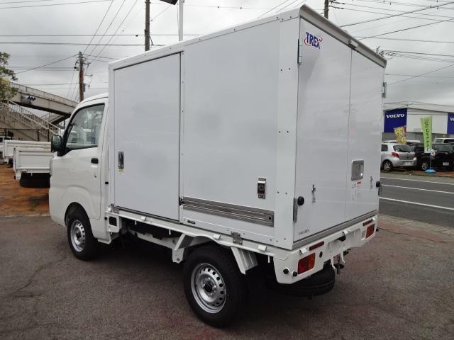 冷凍車 -25℃設定 2コンプレッサ 強化サス ABS 5F(10枚目)