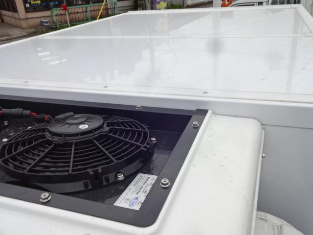 冷凍車 -25℃設定 2コンプレッサ 強化サス ABS 5F(11枚目)