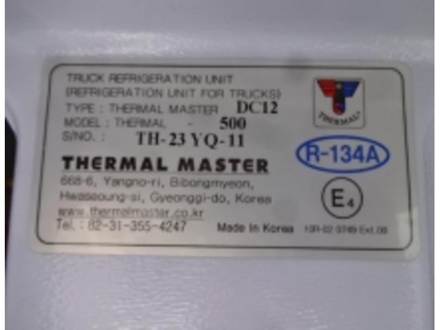 冷凍車 -25℃設定 2コンプレッサ 強化サス ABS 5F(13枚目)